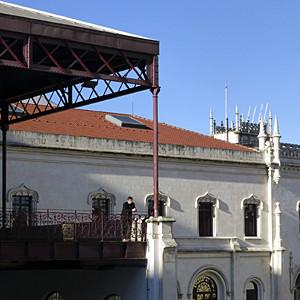 Nachtzug nach Lissabon - Stadtführung